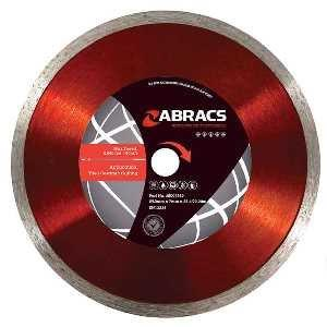 Abracs Diamond Tile Blade 180mm x 2.2mm x 25.4/22mm