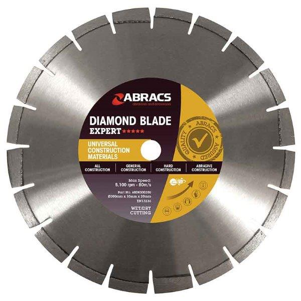 Abracs UCM Diamond Blade 115mm x 10mm x 22mm