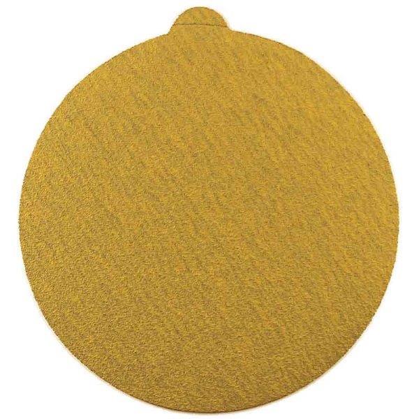 Abracs Gold PSA Sanding Disc 150mm x 80g