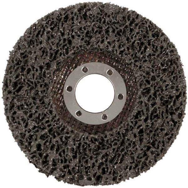 Abracs Poly Disc 115mm - Black