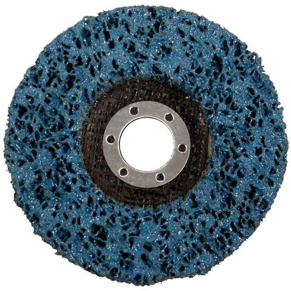 Abracs Poly Disc 115mm - Blue